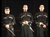 Didgori choir. Dzabrale (Samegrelo)/ძაბრალე (სამეგ&#4320