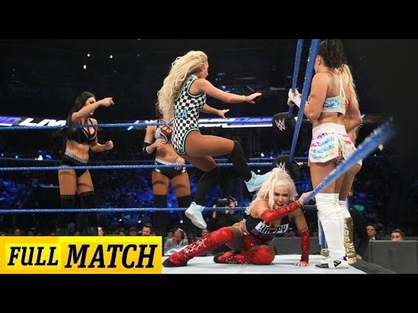 BLOG_video | Ten-Woman Tag Team Match SmackDown Live, June 12, 2018