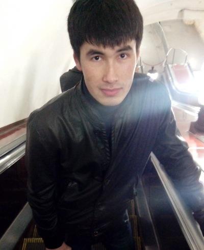 Adilbek Mamatov, 17 апреля 1989, Москва, id195286598
