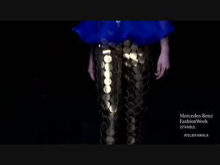 Atelier Kikala Fall Winter 2018 19 Mercedes Benz Fashion Week Istanbul
