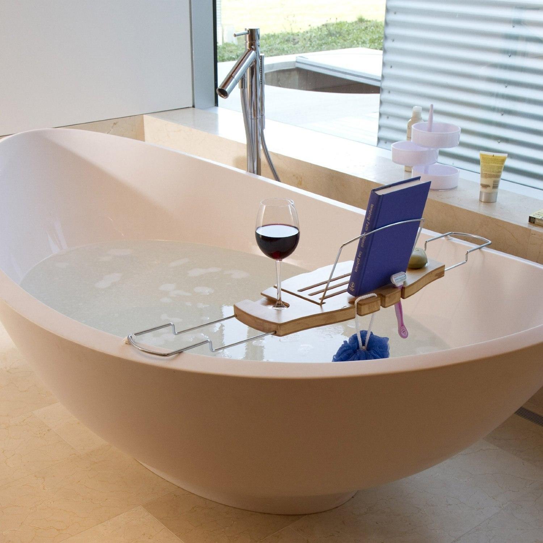 Поднос для ванной -