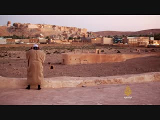 Дворцы город Мзаба (Алжирия) قصور وادي مزاب - الجزائر