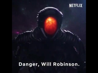 More danger, will robinson. lost in space season 2 is coming.