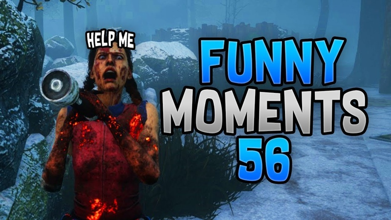🔪 Dead by Daylight 」● Funny Moments 56 » Tithi