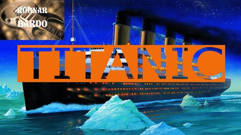 My Heart Will Go On Титаник на гитаре Fingerstyle Guitar Cover