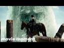 Хроники Нарнии Принц Каспиан 2008 Речное божество 9 10 movie moment