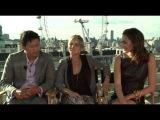 Fast & Furious 6 Interview  Elsa Pataky, Sung Kang & Gal Gadot P1