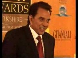 Star interviews - Dharmendra at iifa 2007