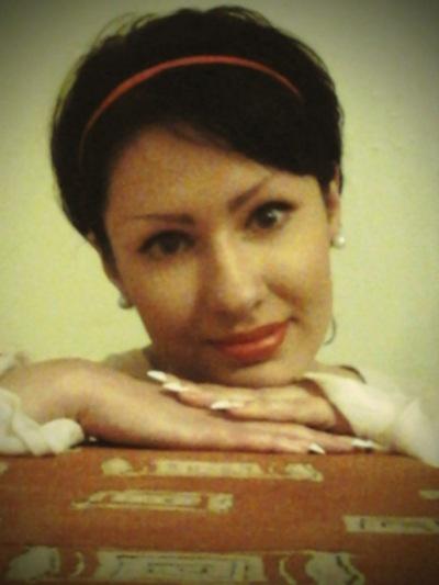 Луиза Вербий, 25 сентября 1986, Ялта, id76207101