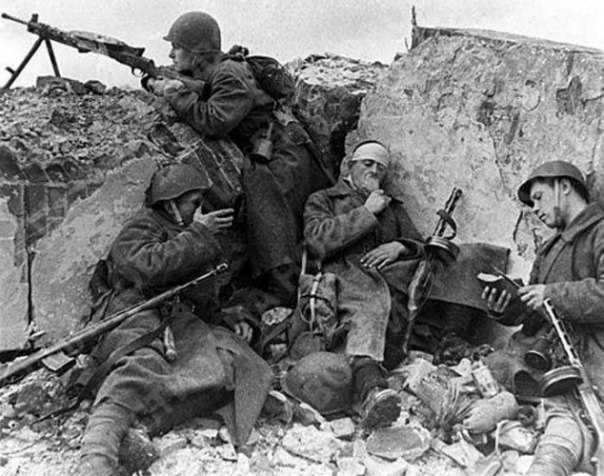 Вторая мировая война история 2