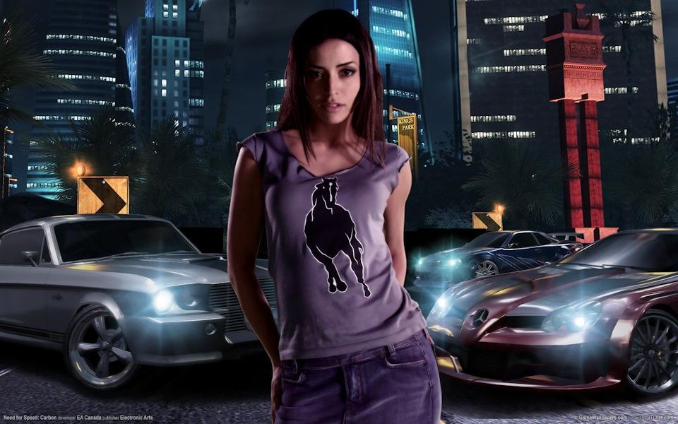 Девушки из Need fo Speed и их реальные прототипы
