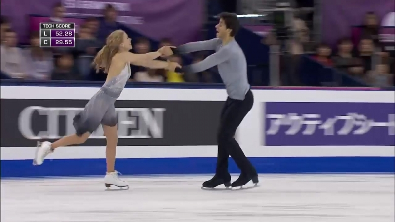 Kaitlyn Weaver/Andrew Poje - On The Nature Of Daylight (GPF 2015)