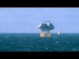 The Dudgeon offshore wind farm