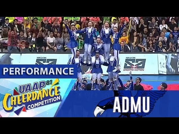 UAAP CDC Season 81 Ateneo Blue Babble Battalion | Full Performance