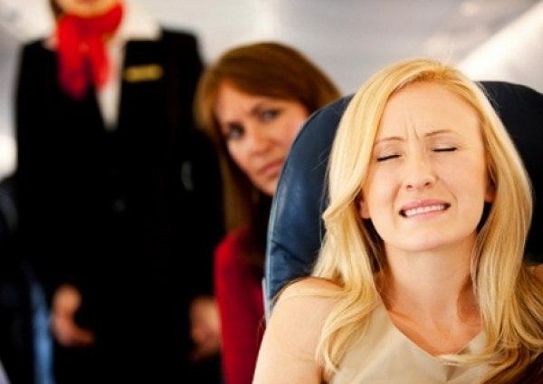 Страх перед полетами