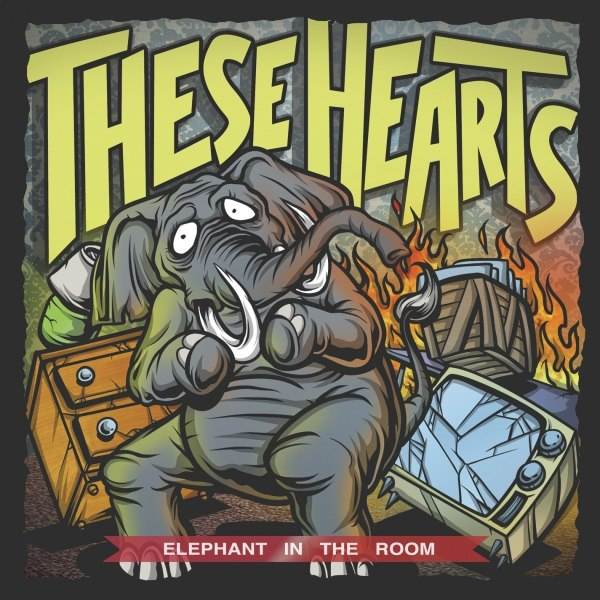 These Hearts - Elephant in the room [EP] (2012)