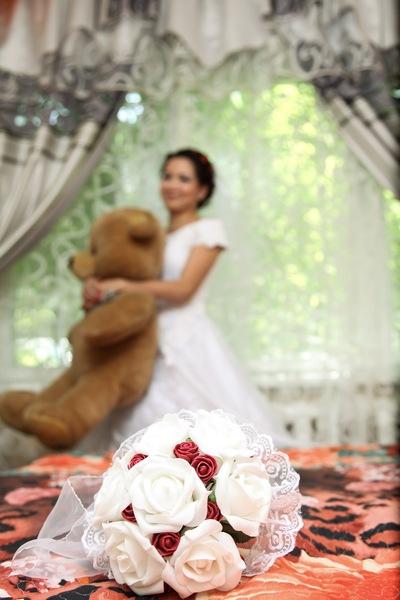 Саниюша Ахметова, 31 августа , Москва, id216872198