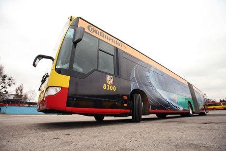 Шины для автобусов
