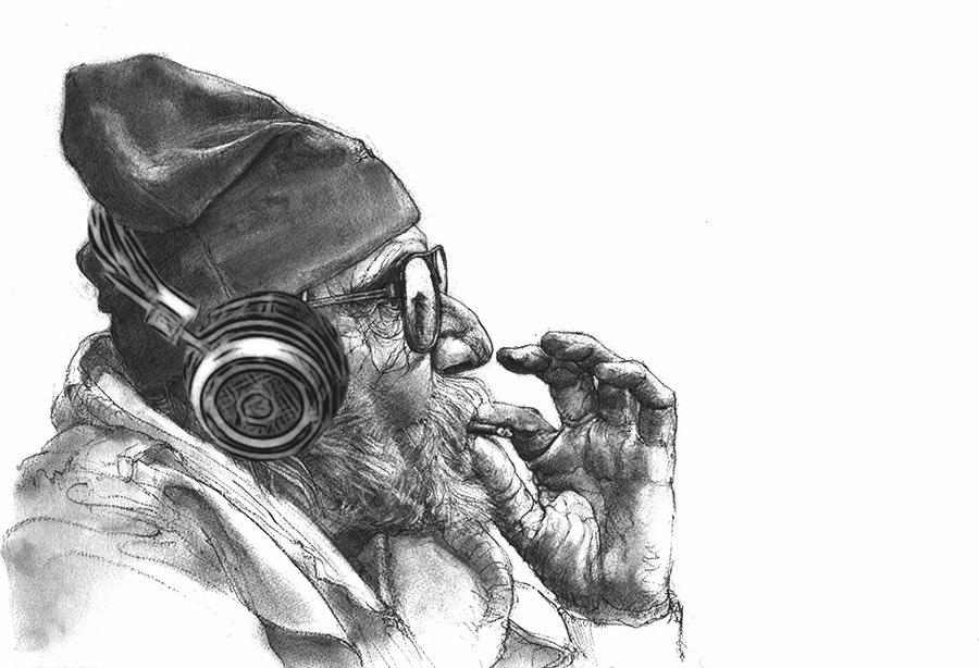 дедушка курит измена или нет кисуня ксюня