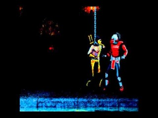 Mortal Kombat Shinobi - Scorpion Suicide