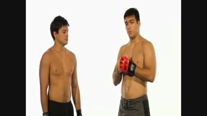Machida Karate for MMA Volume 3