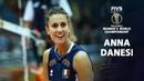 BEST SPIKE Anna Danesi Womens Volleyball Italian Volleyball World Championship 2018