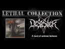 Desaster A Touch Of Medieval Darkness Full Album With Lyrics