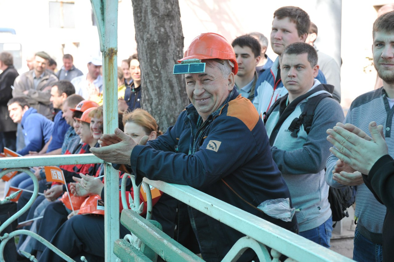 ТАГМЕТ отметил 15-летие Трубной Металлургической Компании
