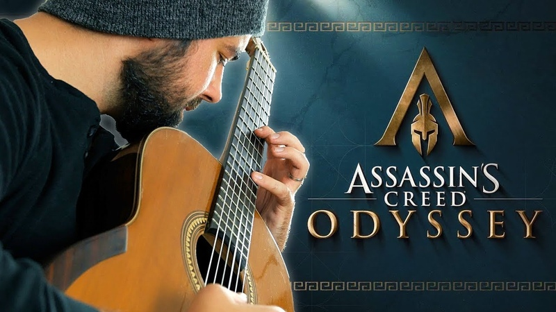 ASSASSIN'S CREED ODYSSEY Main Theme Classical Guitar Cover Beyond The Guitar