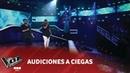 Hermanos Mamonde - Piedra y camino - Mercedes Sosa - Audiciones a Ciegas - La Voz Argentina 2018