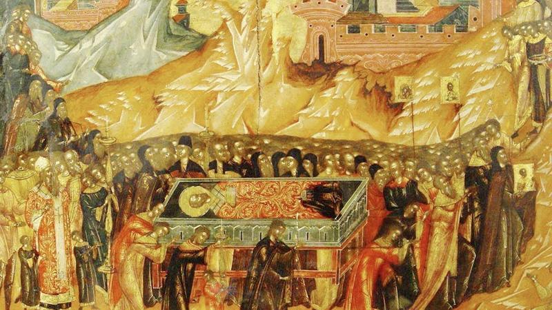 Православный календарь. Перенесение мощей святителя Николая чудотворца в Бари. 22мая 2019