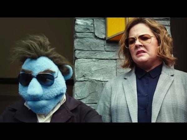 Игрушки для взрослых / The Happytime Murders (2018) трейлер