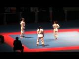 Kata + Bunkai ANAN by ITALY - Female FINAL 46th EKF European Karate Champions