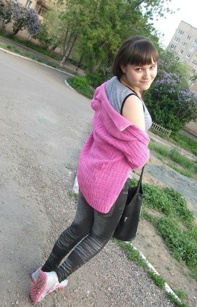 Настёна Глухова, 12 апреля , Новотроицк, id211400360