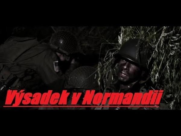 Výsadek v Normandii CZ dabing