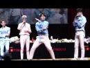 181005 Ёнджэ танцует Teach Me How To Dougie @ Фансайн в Кванхвамун