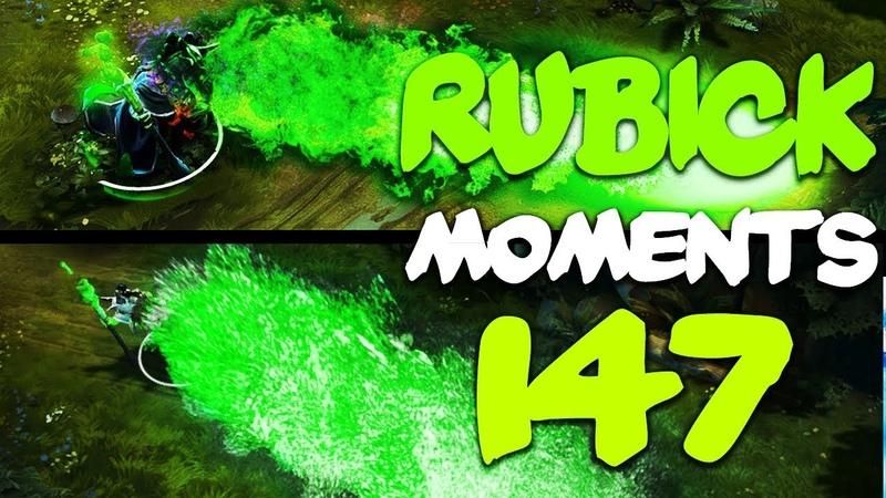 Dota 2 Rubick Moments Ep. 147