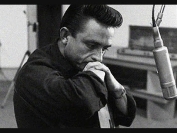 Johnny Cash - I Wont Back Down