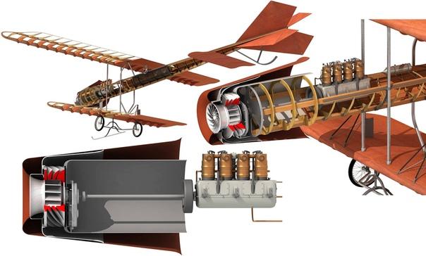 ОТ ВИНТА, НО БЕЗ ВИНТА! 30 октября 1910 года на 2-м Парижском авиасалоне появился необычный экспонат - первый в мире самолет без винта, спроектированный и построенный 24-летним румынским