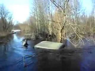 OffRoad 4х4 :( Утопили УАЗ  Тест-Драйв УАЗ-а