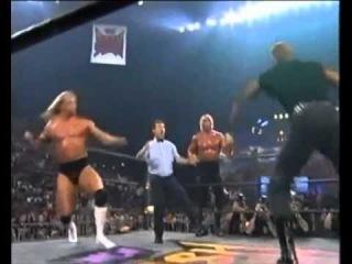 Dennis Rodman in WCW - Bash at the Beach 1997