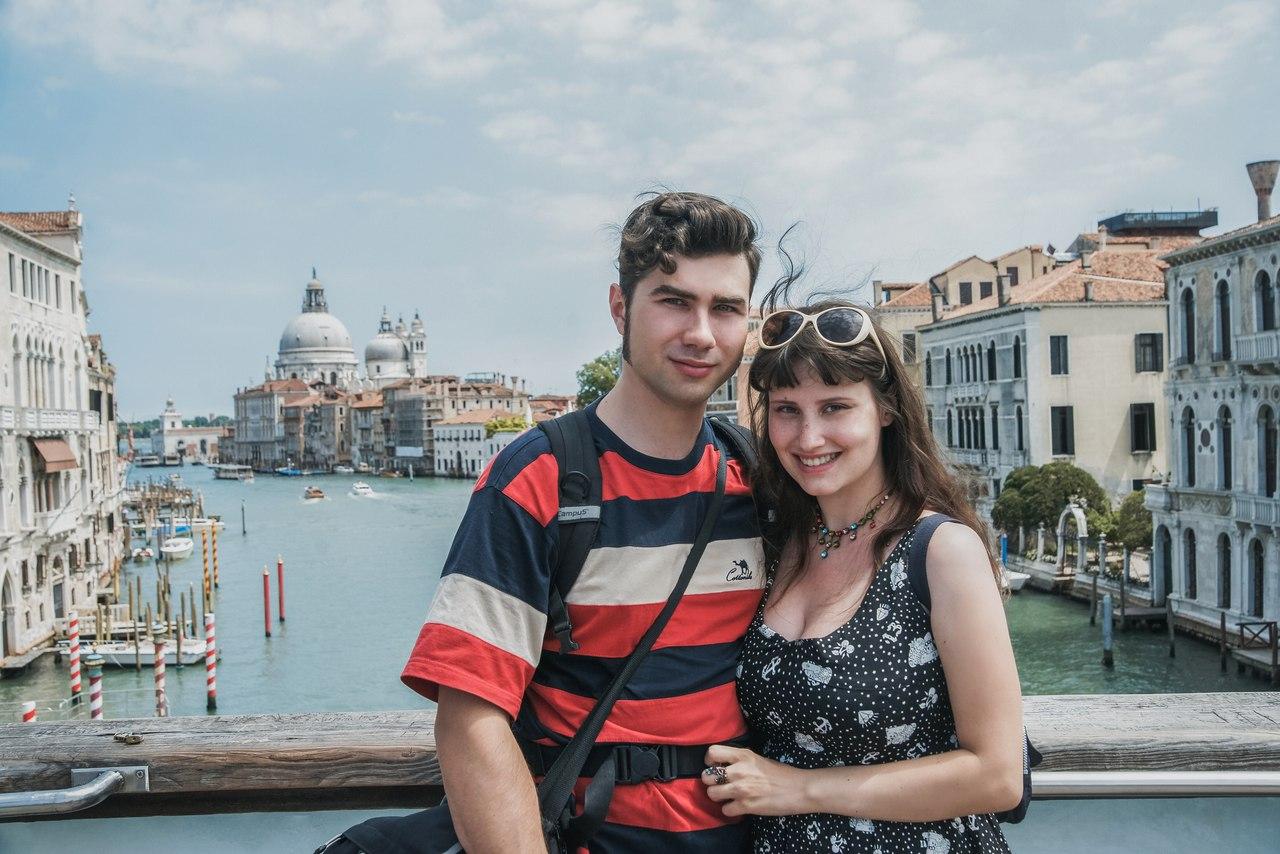 Венеция, часть 1