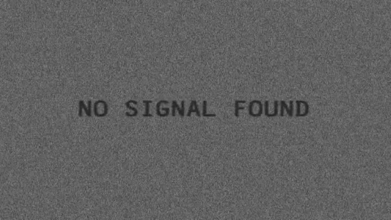 No signal found @sound effect_HIGH.mp4