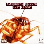 Papa Roach альбом Last Resort