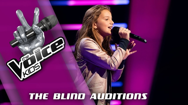 Britt – How Will I Know | The Voice Kids 2019 | The Blind Auditions