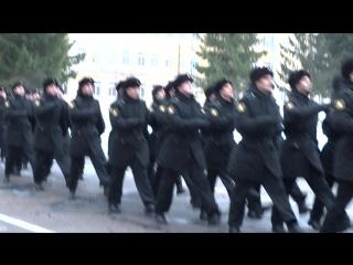 Присяга 1 рота 3 учебный батальон Ломоносов