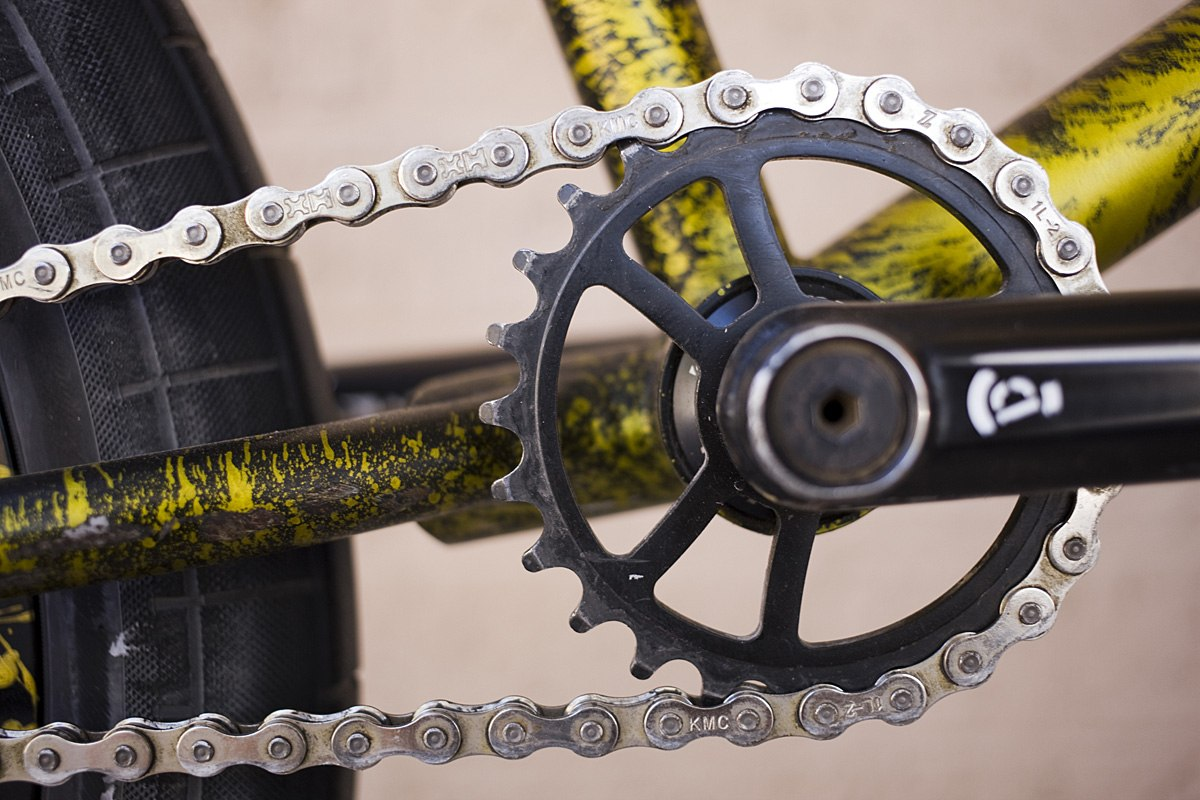 demolition sprocket