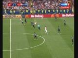 Футбол. Чемпионат мира по футболу FIFA 2018 в России, Финал, Франция - Хорватия (2 тайм, Церемония награждения)