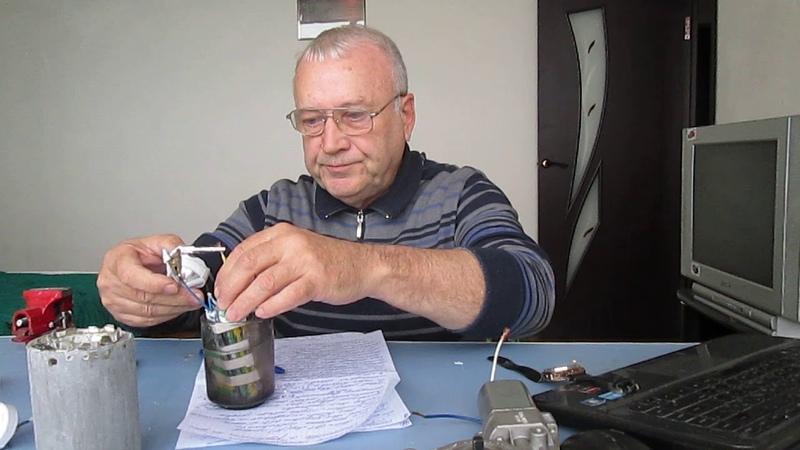 Металло воздушный источник тока МВИТ для электротранспорта своими руками