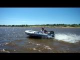 ALTAIR HD 360 в Муроме река Ока порывистый втер 10-12 мс